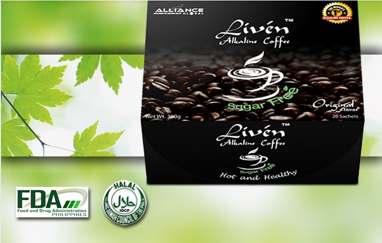 Liven Coffee – Sugarfree